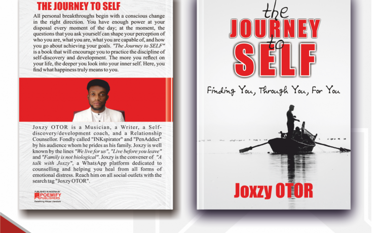 The Journey to SELF by Joxzy OTOR, published by Poemify Publishers