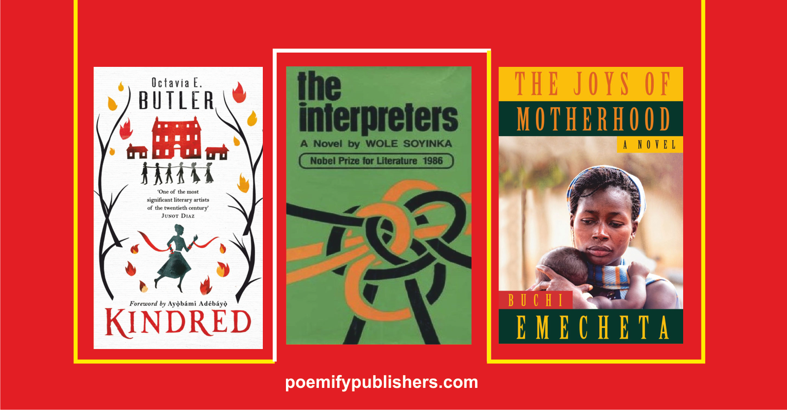 African Writers - Poemify Publishing Inc