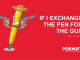 IF I EXCHANGE THE PEN FOR THE GUN, A POEM BY NUEL UYI